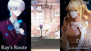 Day 4, Chat 7(17:36 )【RAY ROUTE】-MYSTIC MESSENGER-