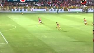 هدف دومينيك الوحيد فى مباراة الاهلى و دبى الودية 5\3\2012
