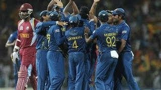 Sri Lanka Vs West Indies ICC T20 World Cup 2012 Final Full Match Highlights