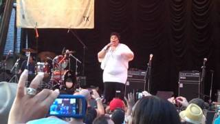 Martha Wash (Weather Girls) - It's Raining Men (live @ Central Park)