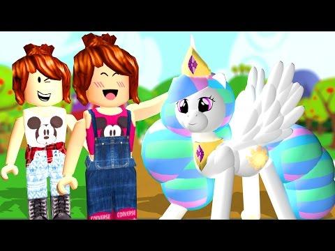 Roblox VIRAMOS LITTLE PONY My Little Pony