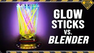Glow Sticks vs Blender