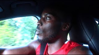 ON THE ROAD *2 PART SPECIAL* CRUISERWEIGHT SENSATION LAWRENCE 'THE SAUCE' OKOLIE (UNCENSORED)