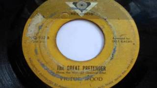 Victor Wood - The Great Pretender (Re-posted)