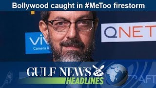 Bollywood caught in #MeToo firestorm - GN Headlines