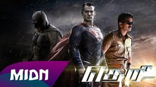 Theri Remix Song - Batman v Superman Tamil