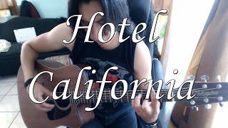 Hotel California - Acoustic Guitar - ( BEST Fingerstyle Guitar ) Hotel California En Guitarra Eagles