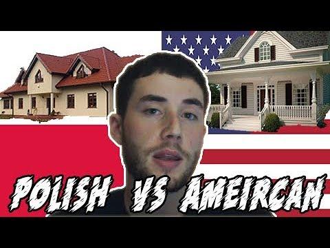 Xxx Mp4 POLISH Vs AMERICAN HOMES 10 House Differences 3gp Sex