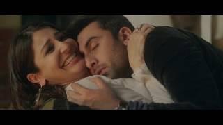 Anushka sharma and Ranveer kapoor Best kiss ( a dil hi mushkil)
