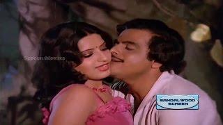 Ambika Hot Song || Aralida Thanuvalli Minchu Moodide || Chaduranga || Kannada
