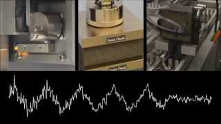 Sound of materials testing – loop compilation of 100 different machine sounds