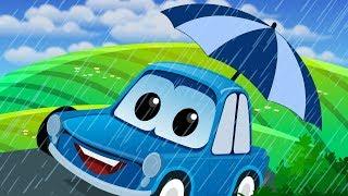 Rain Rain Go Away | Nursery Rhymes For Children | Video For Kids And Babies
