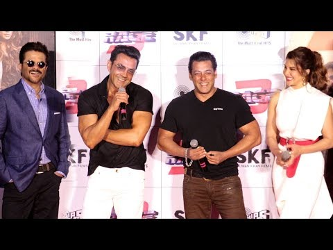 Xxx Mp4 Race 3 Trailer Launch Complete Video HD Salman Khan Jacqueline Fernandez Anil Kapoor Bobby Deol 3gp Sex