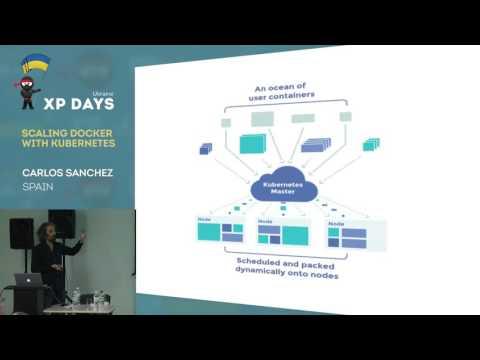 Scaling Docker with Kubernetes (Carlos Sanchez, Spain)