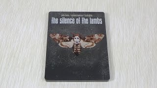 [Steelbook] The Silence Of The Lambs - Bluray UK