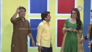Naseem Vicky and Tahir Anjum New Pakistani Stage Drama Full Cpmedy Clip 2018
