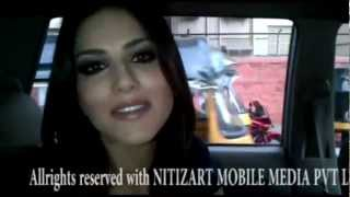 Sunny Leone Reveals Her Plane About PETA Event!!!