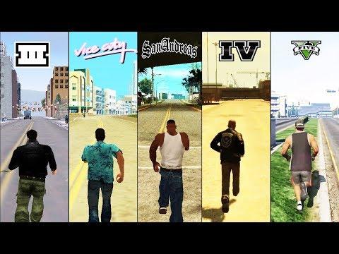 Xxx Mp4 SBS Comparison Of ALL GTA Games GTA 3 Vs VC Vs SA Vs IV Vs V 3gp Sex