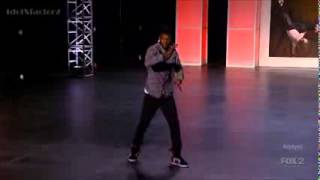 Cyrus 'Glitch' Spencer   Dance 4 Life Solo   SYTYCD 9 Vegas Week   YouTube