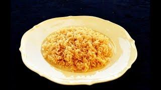 روش صحیح پخت برنج قهوه ای بدون استفاده از روغن