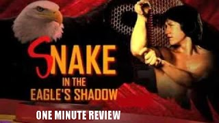 Snake in eagles shadow - One minute review
