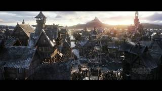 VFX of The Hobbit: The Desolation of Smaug