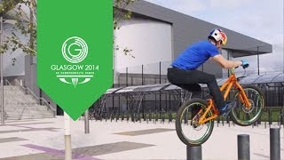 Danny MacAskill Takes To The Track With Sir Chris Hoy | Made In Glasgow