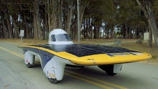 Berkeley's solar car