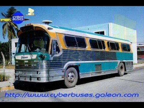 autobuses clasicos de mexico