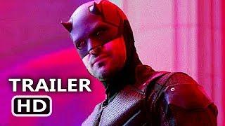 THE DEFENDERS Trailer (Superhero, Netflix - 2017)