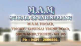 Kalvipaarvai MAM School of Engineering Trichy