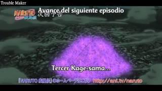 Naruto Shippuden Capitulo 426 Sub Español   Avance