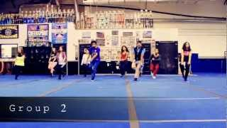 Justin Timberlake - Let The Groove Get In Choreography By Marco El Mundo