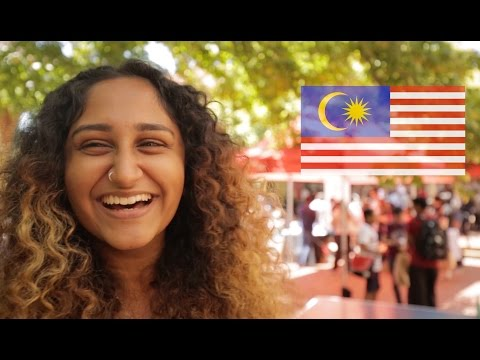 Meet our new international students!