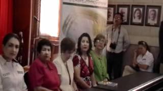 (3)Medalla José de Escandón.Cronista,Escritora e Historiadora Ma. Luisa Herrera Casasús.