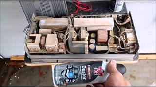 Inverter Service Repair Cleaning - Mean Well Inverter @ 3-1/2+ yrs 24/7 use!