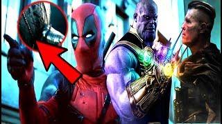 Deadpool 2 DELETED Scenes CONFIRMED Breakdown & Juggernaut Villain REVEALED Explained?
