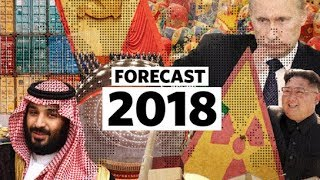 Four Key Geopolitical Trends for 2018