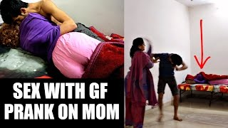 Sex With Girlfriend Prank on MOM | AVRprankTV