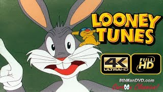 LOONEY TUNES (Looney Toons): Falling Hare (Bugs Bunny) (1943) [ULTRA HD 4K Cartoons for Children]
