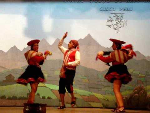 Danzas típicas de Cusco Perú