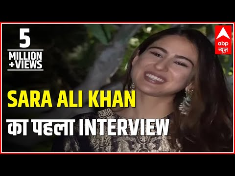 Xxx Mp4 Taimur Calls Me 39 Gol 39 Reveals Sara Ali Khan In Her FIRST INTERVIEW To News Channel ABP News 3gp Sex