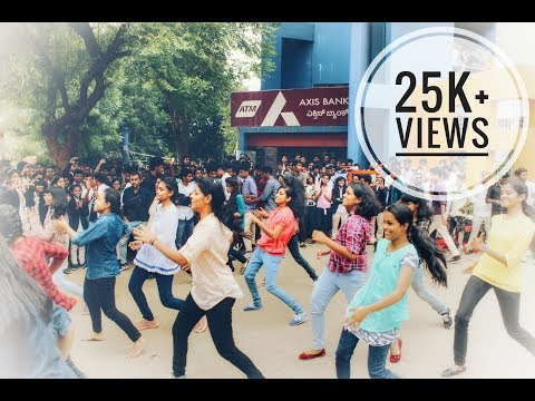 Flash Mob at Acharya Institutes, Bangalore - Official Video