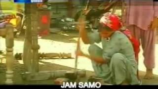 SARMAD SINDHI    AAOON KEAN SEJ SUMHAN MHUNJA MARORA From Sindh Flood 2010 Videos  www jamali4u com