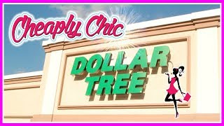 Dollar Tree Haul!!  Fun new items and some long time fav's! June 2017