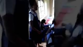Apne karam ki kar adae by a blind student