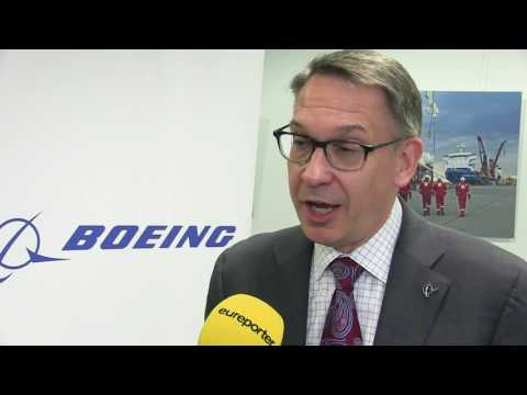#Boeing Current Market Outlook Europe 2017