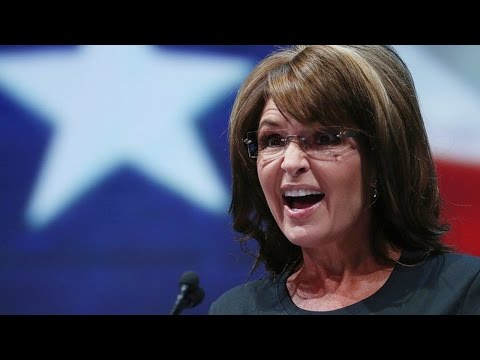 Sarah Palin To Lead Largest Government Agency?