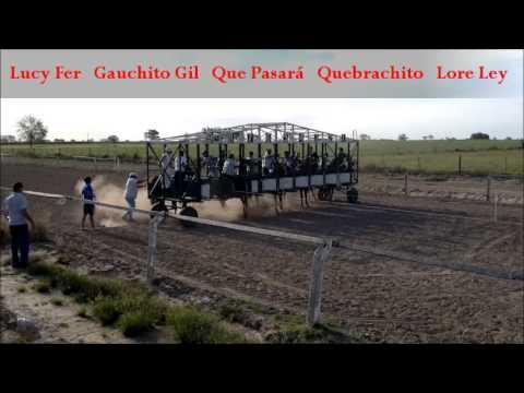 GAUCHITO GIL Progreso 10 03 13 Clásico 320Mtrs.
