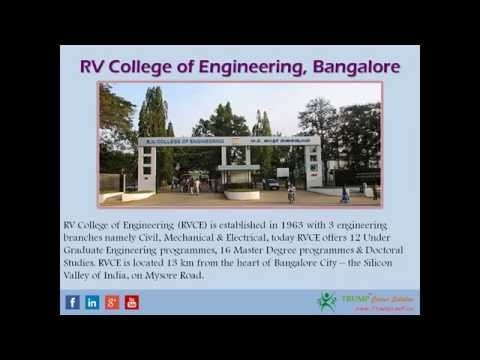 RV College of Engineering Management Quota Direct B.Tech Admission